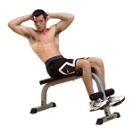 Body Solid Ab Bench