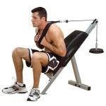 Body Solid Powerline Ab Board
