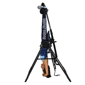 Teeter Hang Ups EP-550 Inversion Table at Full Inversion